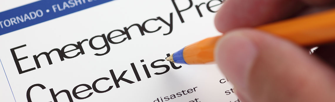 Picture of Preparedness Checklist