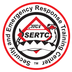 Security and Emergency Response Training Center logo